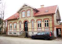 Gammalt stationshus